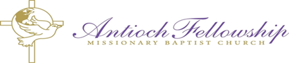 Antioch Fellowship Logo